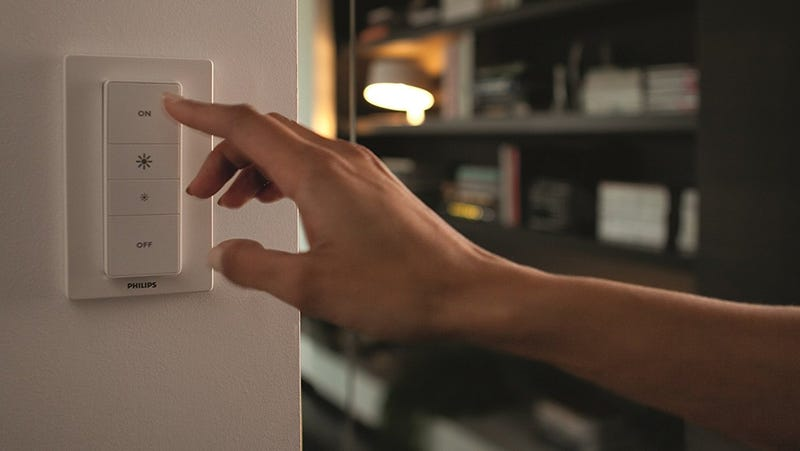 Philips Hue Dimmer Switch | $20 | Amazon