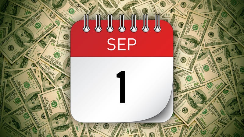 Illustration for article titled The Financial Moves You Should Make in September