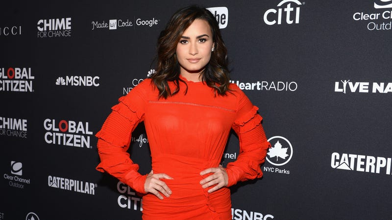 Illustration for article titled It Looks Like Demi Lovato Is at Least Temporarily Out of Rehab