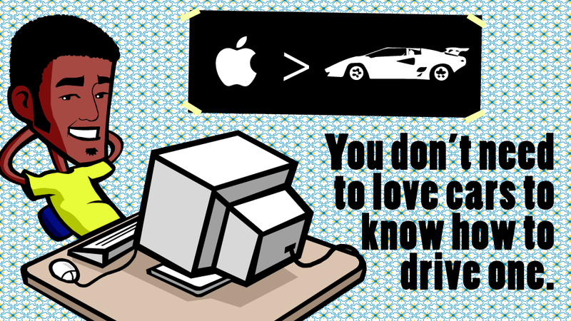 Illustration for article titled Could an app be the solution to producing better drivers?