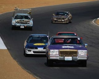 Illustration for article titled Day One Over: Prelude, 300ZX, E30, E30, E28 In Top Five