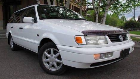 Craigslist Missoula Mt >> At $6,500, Would You Give This 2002 VW Jetta TDI Wagon a ...