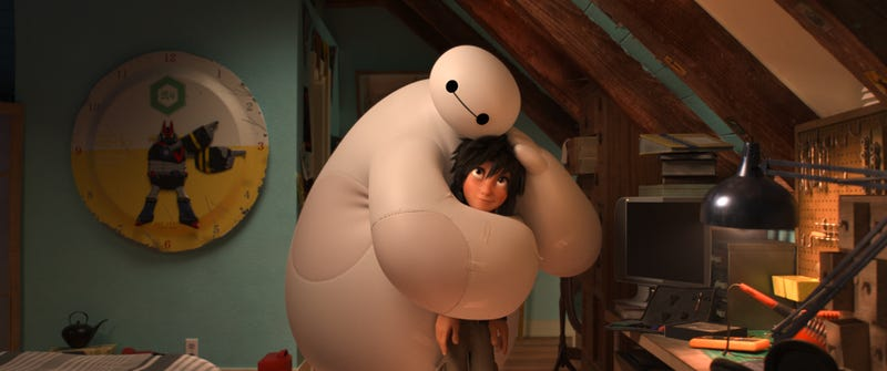 Illustration for article titled How Disney Will Make You Cry Again With Big Hero 6