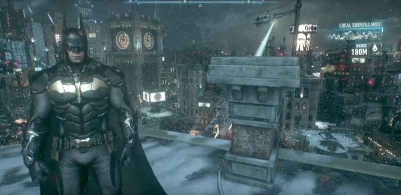 Illustration for article titled Arkham Knight Gives Players Something Special For 240% Completion