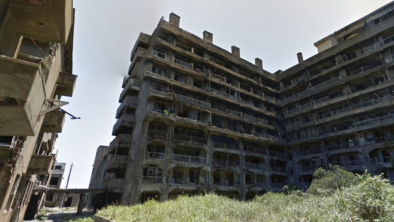You Can Explore the Ghost Island That Inspired Skyfall on Street View
