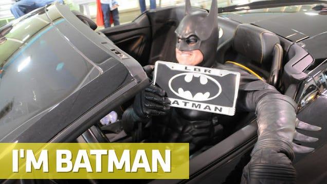 Lamborghini Batman killed in car crash