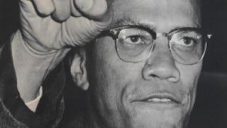 Malcolm XSMITHSONIAN NATIONAL PORTRAIT GALLERY