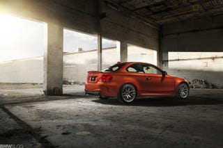 "Illustration for article titled BMW 1M featured in ""The Gambler"" movie"