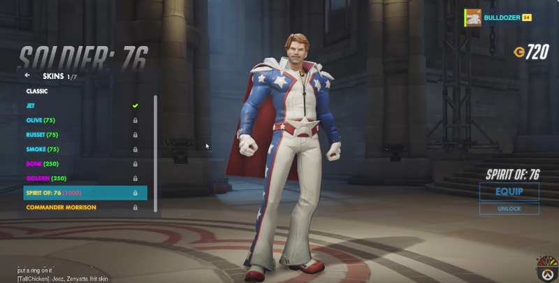 Illustration for article titled Overwatch's Character Skins Are Getting Ridiculous