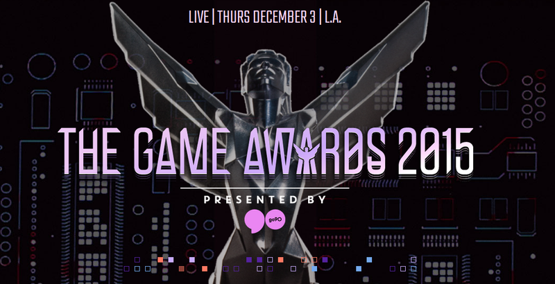 Illustration for article titled ActiviTAY: The Game Awards 2015