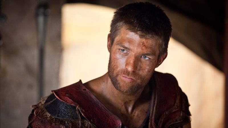 Illustration for article titled This! Is! Spartacus'! Final! Season!
