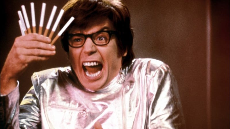 Image via New Line/Austin Powers.