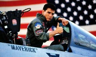 Illustration for article titled Top Gun 2 will be Tom Cruise Vs. Drones