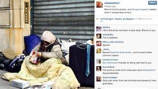 Illustration for article titled Vogue Editor Deletes Tasteless Instagram Post