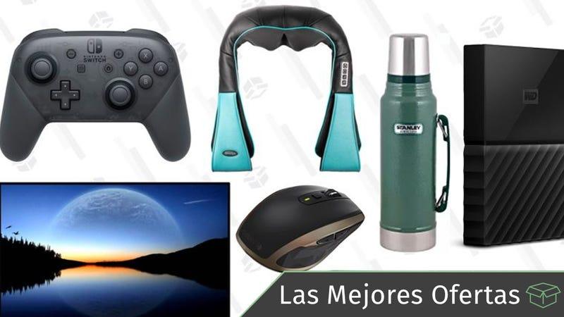 Illustration for article titled Las mejores ofertas de este jueves: Rebajas en accesorios para PC, termos Stanley, ratón Logitech y más