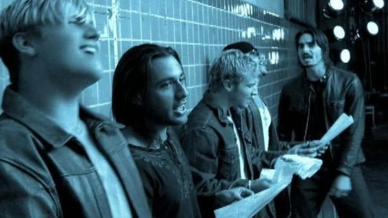 "Photo: The Backstreet Boys' ""Shape Of My Heart"""