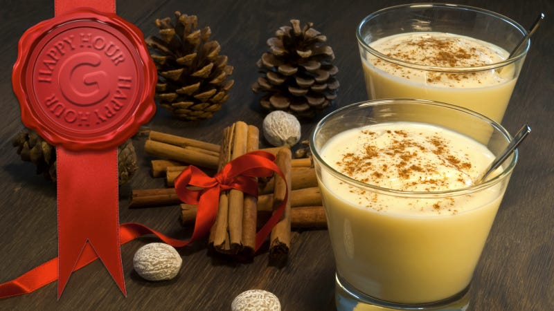 Illustration for article titled The Scientific Formula for Perfect Eggnog