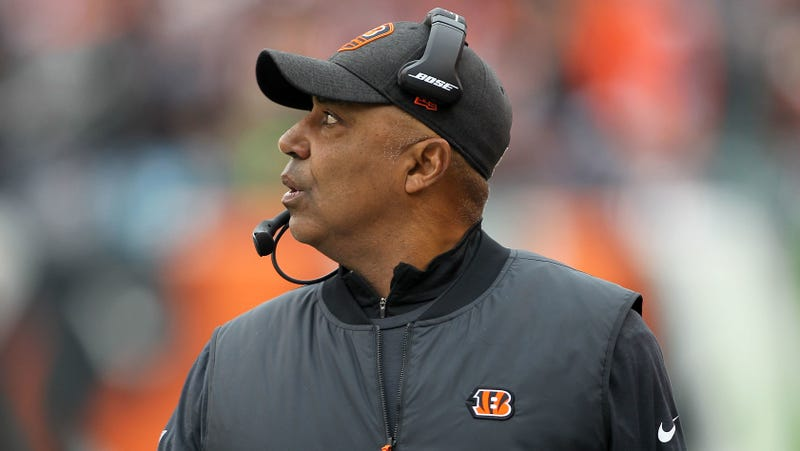 For Better And Worse, Marvin Lewis Was The Bengals