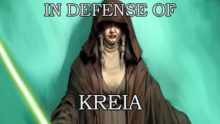 "Illustration for article titled In Defense of Kreia from ""Knights of the Old Republic 2"""