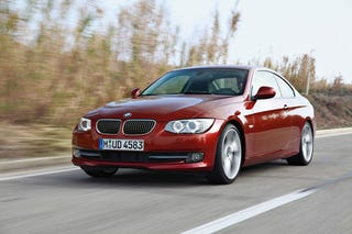 Illustration for article titled 2011 BMW 3-Series: Press Photos