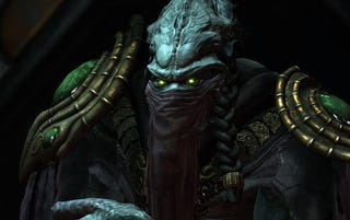 Illustration for article titled Check Out StarCraft II's Zeratul's New Abilities