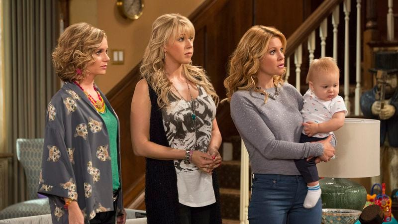 Andrea Barber, Jodie Sweetin, Candace Cameron Bure