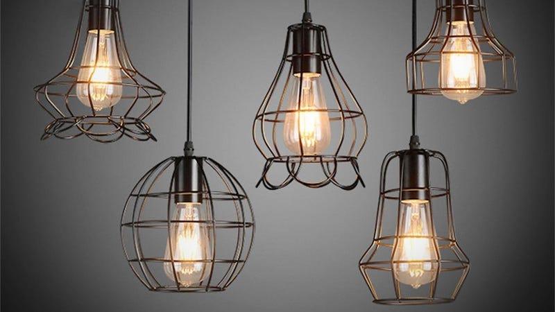 6-Pack Kohree Edison LED Bulbs, $22 with code 3BBJHXS6