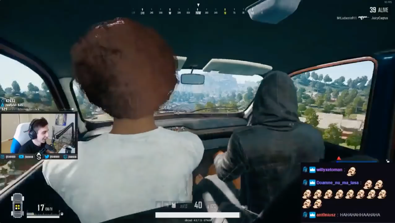 Top PUBG Streamer Finds A Hacker, Has A Hell Of A Time
