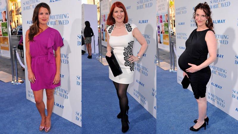 Celebrities Attend Movie Premiere, Sport Afternoon Wedding ...