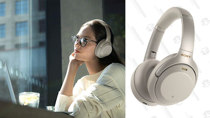 Refurb Sony WH1000XM3 Noise Canceling Headphones (Silver Only) | $230 | eBay