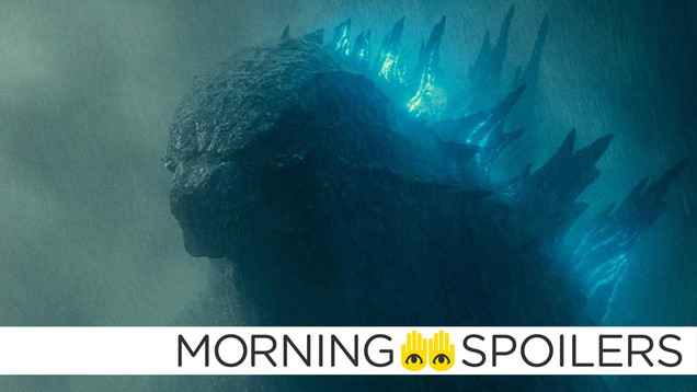 Updates From Godzilla vs. Kong, Creepshow, and More