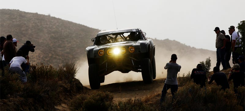 Illustration for article titled How To Watch All The Off-Road Racing You Can Handle For Free