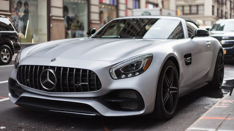 What Do You Want To Know About The 2018 Mercedes Amg Gt C Roadster