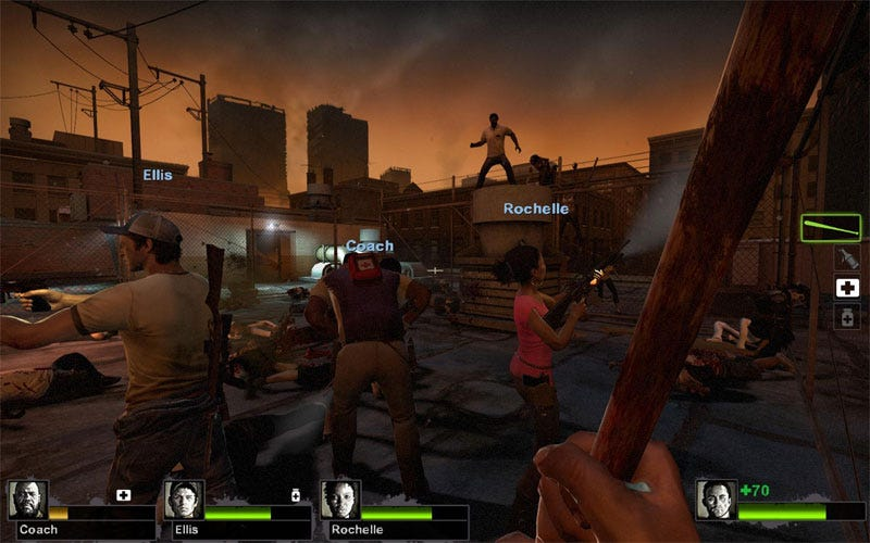 Illustration for article titled Left 4 Dead Campaigns Now (Unofficially) Work In Left 4 Dead 2
