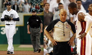 Illustration for article titled Baseball Gets It Right On Officiating Where The NBA Falls Short