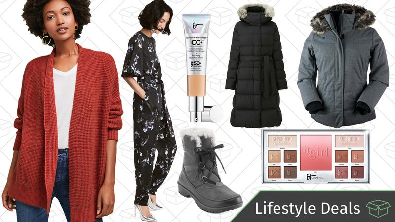 Illustration for article titled Wednesday's Best Lifestyle Deals: H&M, Anthropologie, REI, IT Cosmetics, Uniqlo, and More