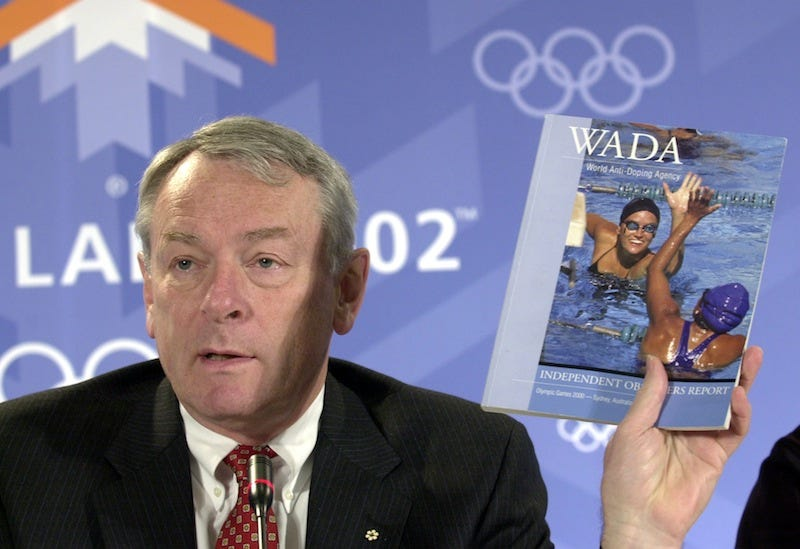 Illustration for article titled Investigators: KGB Successor Enforced State-Approved Doping Program For Russian Athletes