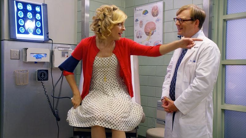 (Maria Bamford, Andy Daly) (Photo: Netflix)