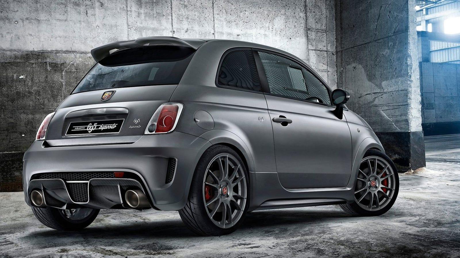 Fiat 500 abarth News Videos Reviews and Gossip  Jalopnik