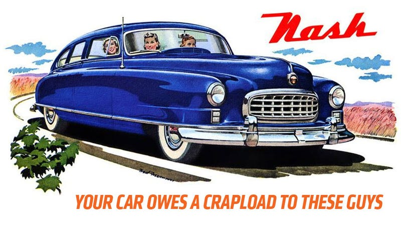 Nash Car: Nash Turns 100 Today: Here's Six Reasons Why It May Be The