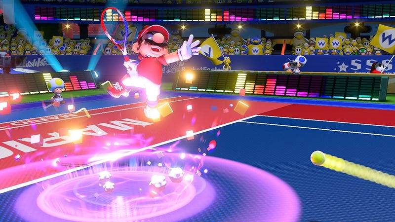Preorder Mario Tennis Aces | $48 | Amazon Prime | Discount shown at checkout.
