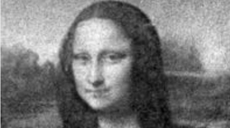 E Coli Bacteria Made This Image Of The Mona Lisa