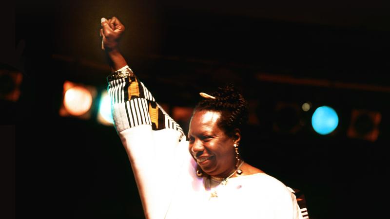 Nina Simone in 1990 (David Redfern/Redferns via Getty Images)
