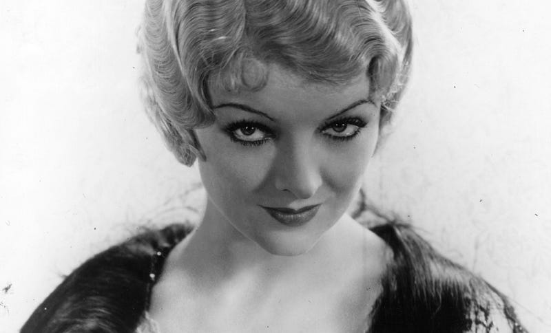 Myrna Loy in 1934 (Getty Images)
