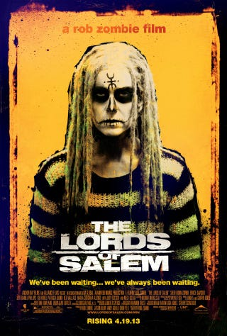 Illustration for article titled The Lords of Salem