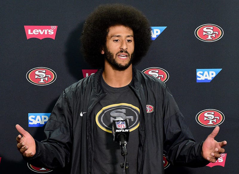 Colin Kaepernick discusses