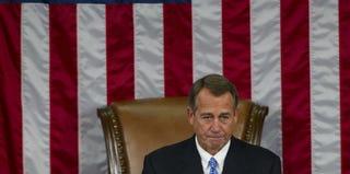 Speaker of the House John Boehner (Getty Images)