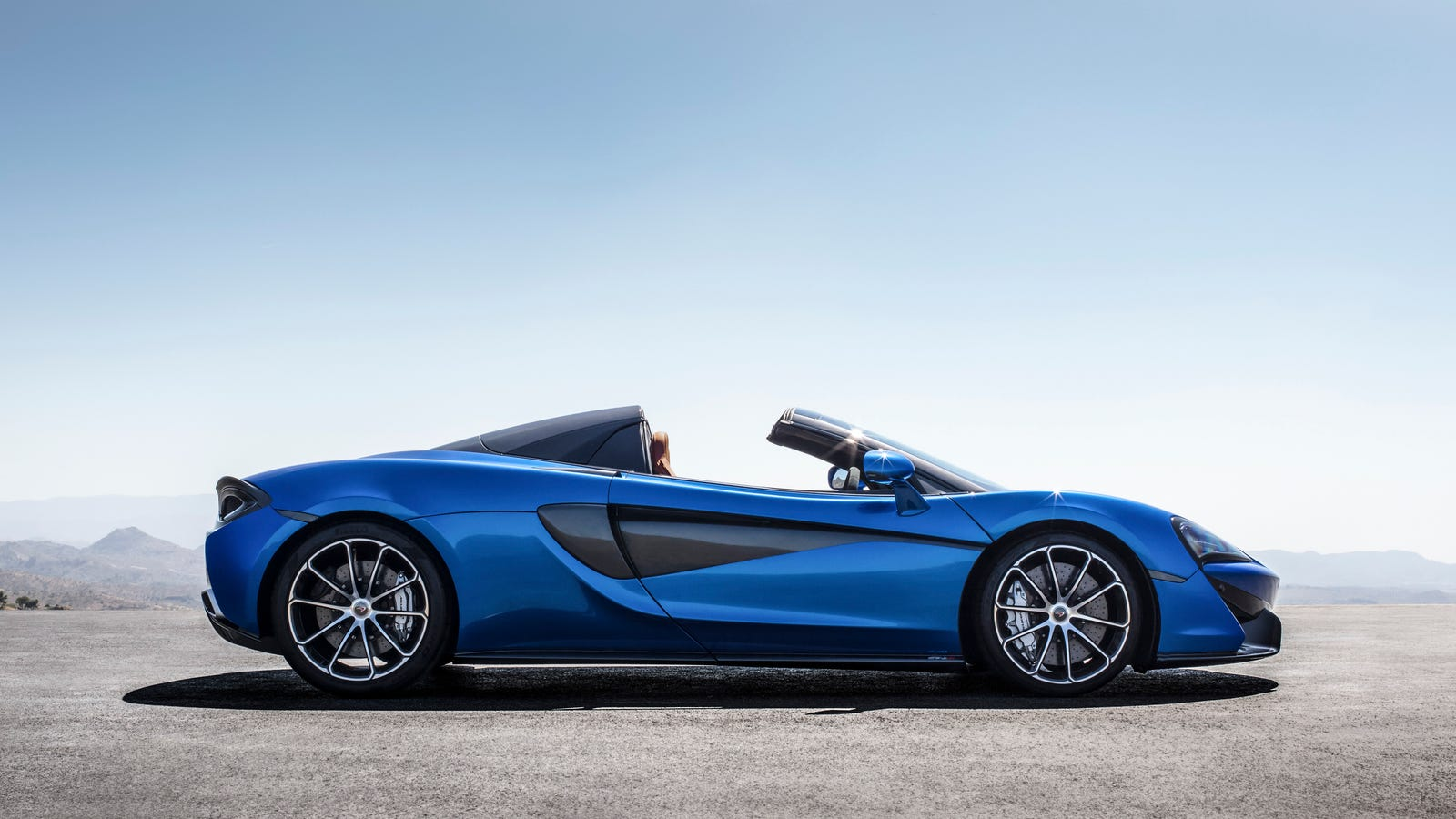 The McLaren 570S Spider Is Just So Cheap