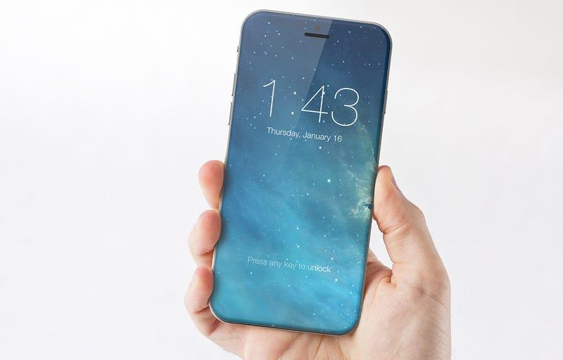 ¿Adiós al botón de los iPhone? Apple patenta un nuevo escáner de huellas bajo la pantalla