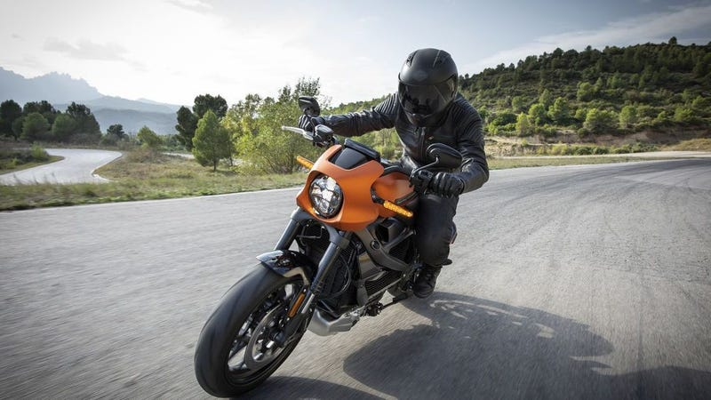 Harley-Davidson's LiveWire Performance Numbers Are Better Than Expected